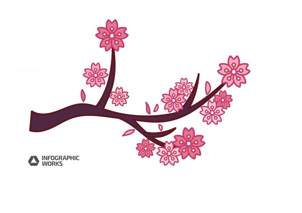 벚꽃아이콘1_대지 1