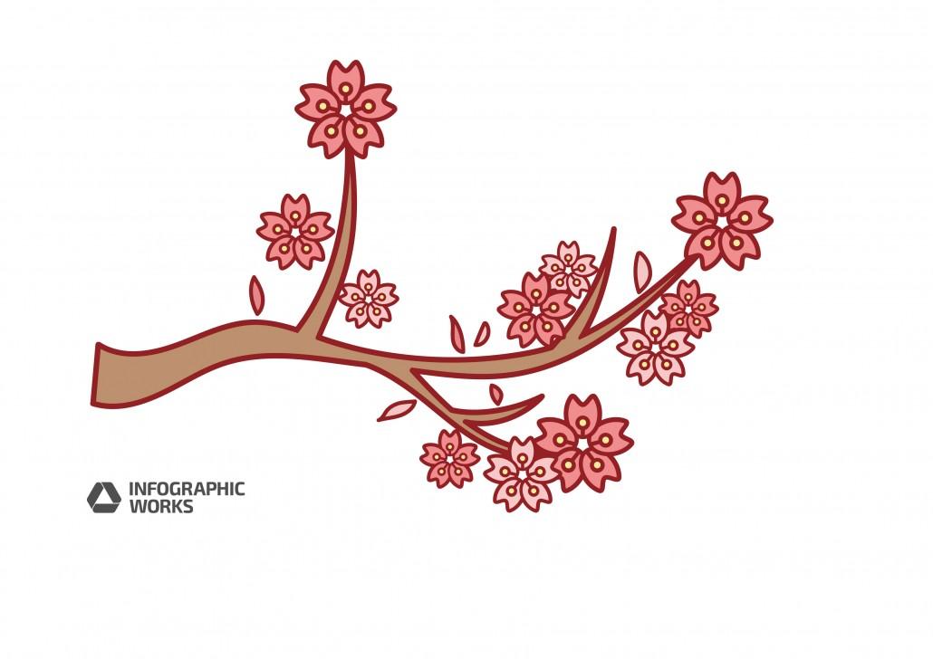 벚꽃아이콘_대지 1